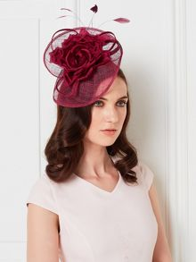 Jacques Vert Flower Fascinator
