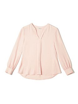 Jeff Banks Pink Blouse