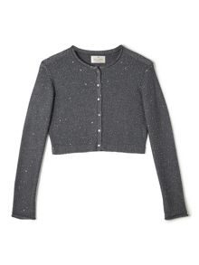 Precis Petite Jeff Banks Cropped Cardigan