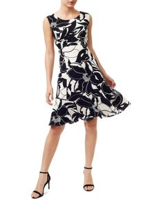 Planet Mono Flippy Hem Dress