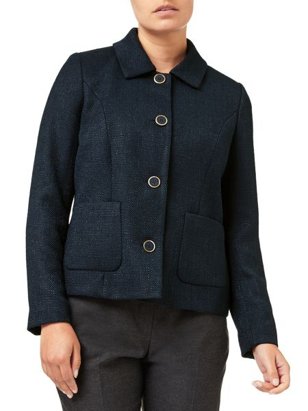 Eastex Button Up Jacket