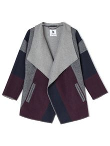 Dash Blanket Coat
