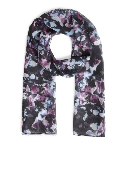 Eastex Cascarding Blooms Scarf
