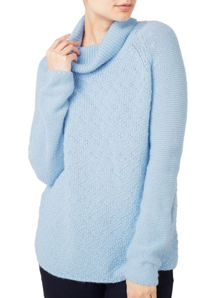 Dash Alpaca Roll Neck Jumper