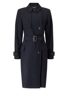 Windsmoor Wool Trench Coat
