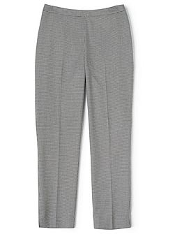 Nadine Houndstooth Trouser