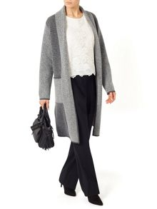 Jacques Vert Knit Heavy Weight Coatigan