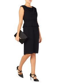Jacques Vert Peplum Ggt Dress