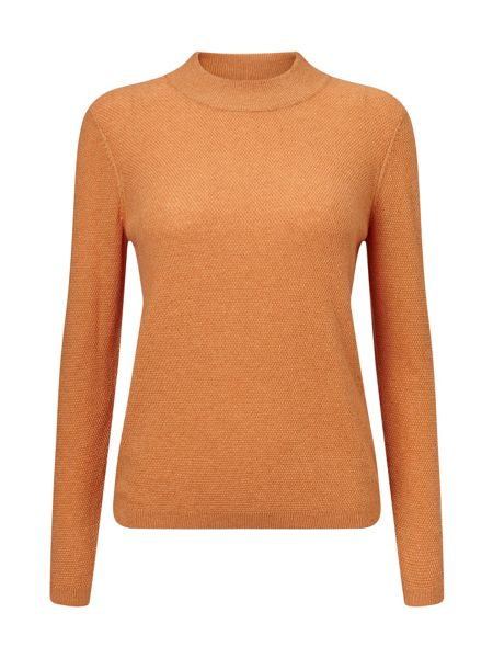 Eastex Textured Turtle Neck Jumper