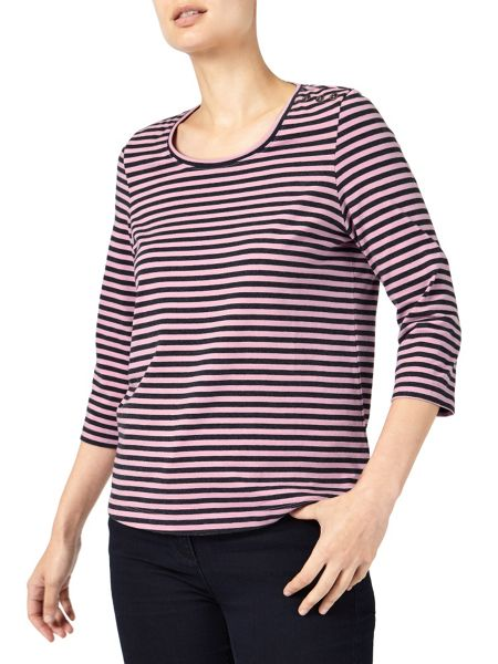 Dash Simple Breton Stripe Jersey