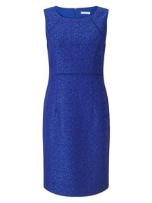 Jacques Vert Petite Textured Dress