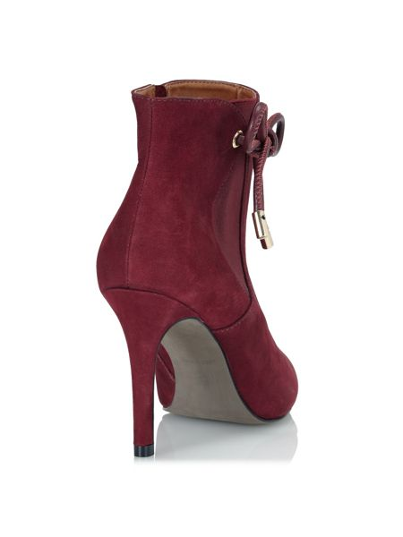 Jacques Vert Bow Trim Ankle Boot