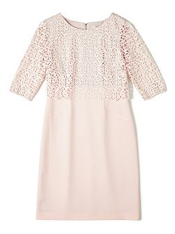 Jeff Banks Floating Lace Dress