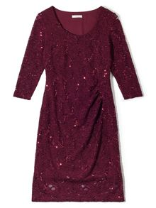 Precis Petite Hailey Sparkle Bodycon Dress