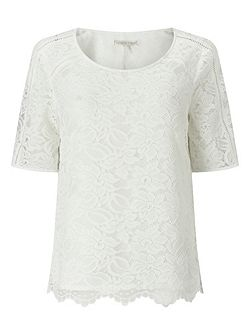 Lace T Top