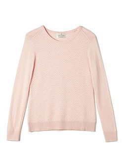 Jeff Banks Textured Jumper