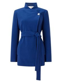 Jacques Vert Asymmetric Short Coat