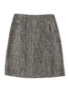 Precis Petite Jeff Banks Tweed Skirt