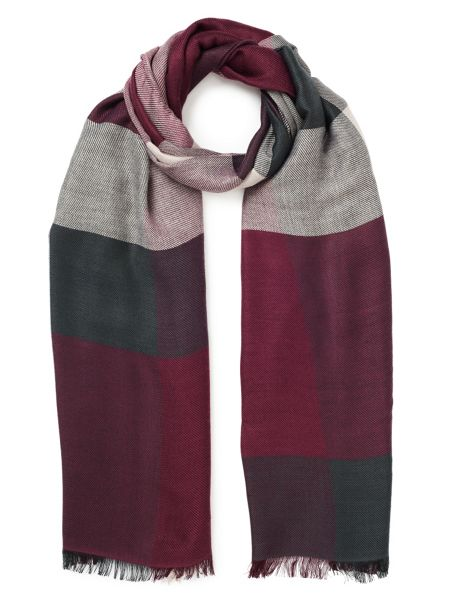 Jacques Vert Multi Check Scarf