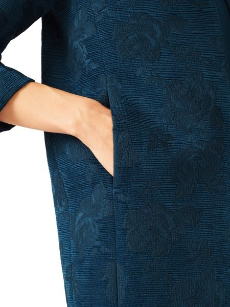 Jacques Vert JACQUARD LONGER LENGTH JACKET