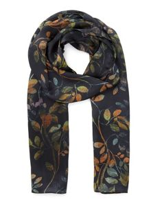 Eastex Osbourne Leaves Scarf