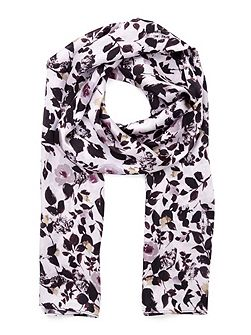 Winterbourne Rose Scarf
