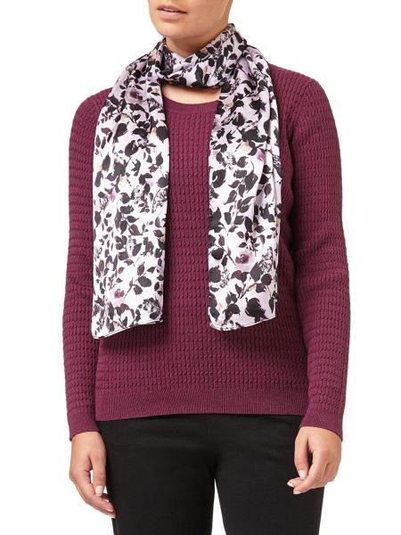 Eastex Winterbourne Rose Scarf