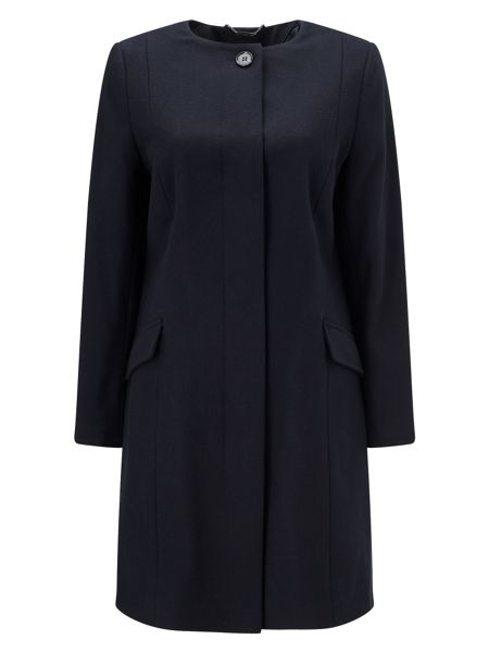 Windsmoor Collarless Coat