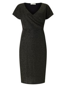Jacques Vert Cross Front Dress