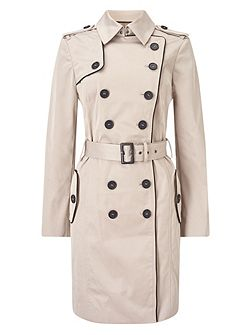 Contrast Trim Trench