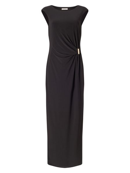Jacques Vert Twist Front Jersery Maxi