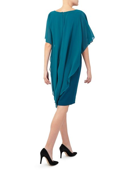 Jacques Vert Drape Cape Over Shoulder