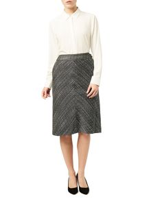 Eastex Salt And Pepper Skirt