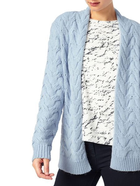 Dash Chunky Cable Cardi