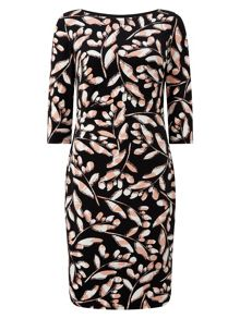 Precis Petite Sasha Print Wrap Dress