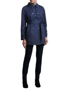Windsmoor Navy Swing Mac