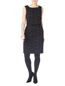 Precis Petite Sophie Layered Shift Dress