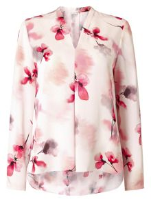 Jacques Vert Printed Blouse