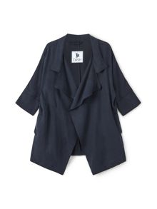 Dash Waterfall Tencel Jacket