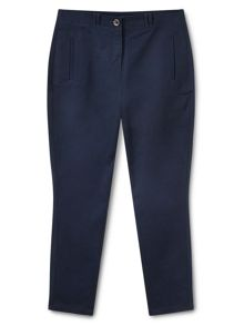 Dash Navy 7/8Th Stretch Trouser