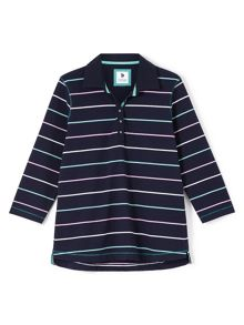 Dash Multi Colour Stripe Rugby