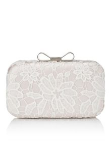 Precis Petite Lace Clutch  Bag