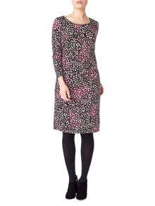 Precis Petite Harlie Abstract Animal Dress