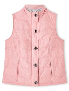 Dash Coral Padded Gilet