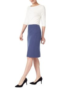 Precis Petite Eliza Tailored Pencil Skirt