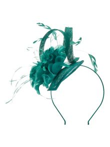 Jacques Vert Petite Feather Fascinator