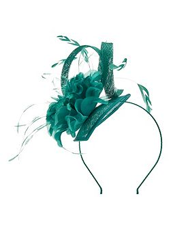 Petite Feather Fascinator