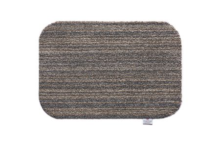 Hug Rug Original plains doormat Candy Slate 65x150