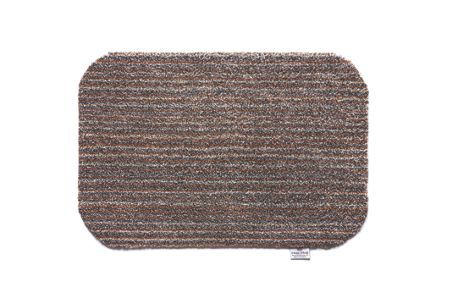 Hug Rug Original plains doormat Candy Brown 80x150
