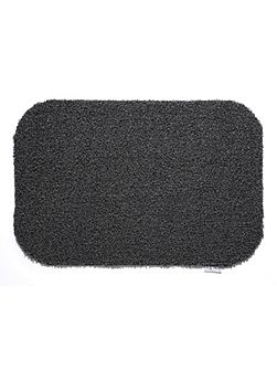 Original plains rug charcoal 80x100